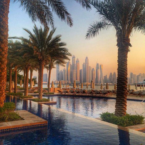 10 самых роскошных пляжей Дубая и ОАЭ